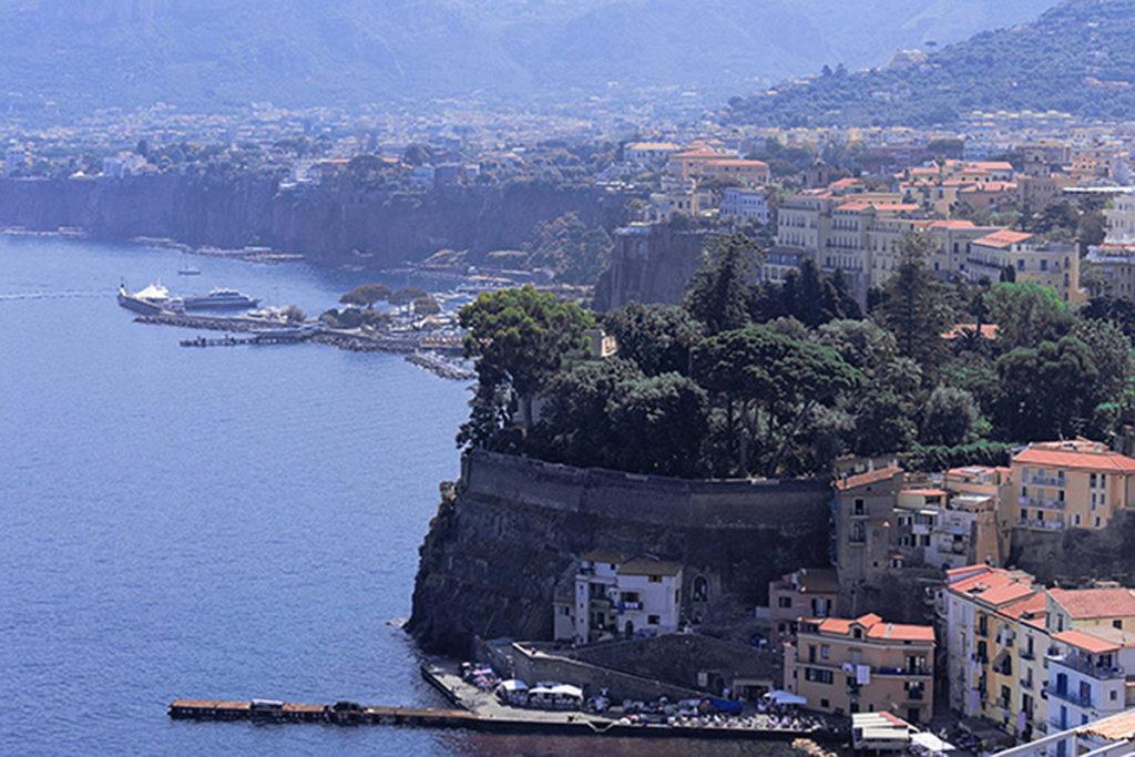 Sorrento, Overview, Ocean, Naples, Italy